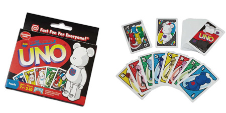 BE@RBRICK UNO CARDGAME