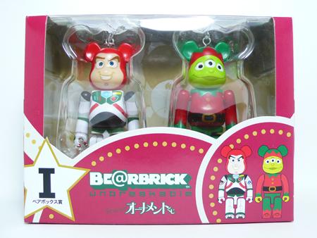 Specialくじ Disney ペアBOX I ベアブリック(BE@RBRICK)