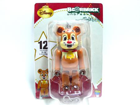 Specialくじ Disney デール トナカイ ver ベアブリック(BE@RBRICK)