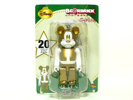 Specialくじ Disney グーフィー G&W ver ベアブリック(BE@RBRICK)