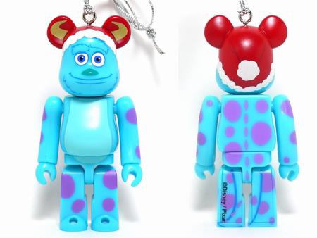 Specialくじ Disney サリー サンタ ver ベアブリック(BE@RBRICK)