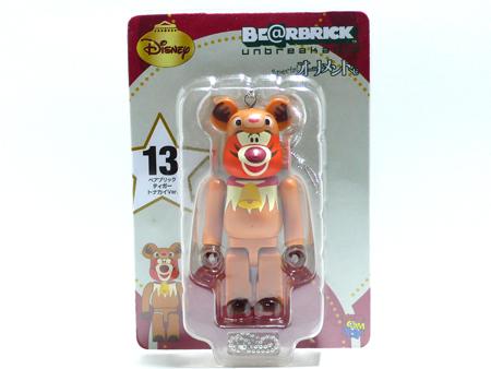 Specialくじ Disney ティガー トナカイ ver ベアブリック(BE@RBRICK)