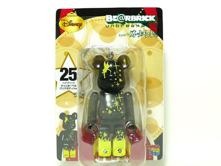 Specialくじ Disney ティンカーベル ベアブリック(BE@RBRICK)