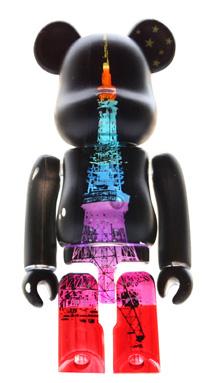 7/24 発売のベアブリック(BE@RBRICK) -KAWS 超合金 200% KAWS OF COMPANION(人体模型) & 東京タワー ダイヤモンドヴェール ver. & バカボンのパパ 400%