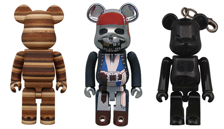 8/27 発売のベアブリック(BE@RBRICK)[その2] -カリモク HORIZON 400% & 超合金 200% Pirates of the Caribbean & Birthday NOIR BLACK CHROME 70%-