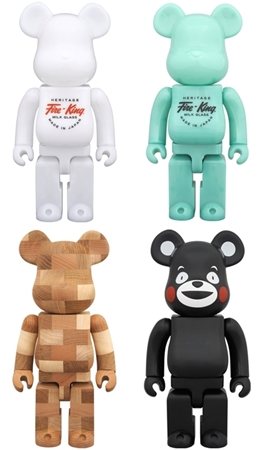 MEDICOM TOY EXHIBITION 14 開催記念 ベアブリック (BE@RBRICK)