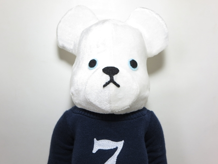 SEVENDAYS=SUNDAY 400% ベアブリック (BE@RBRICK)