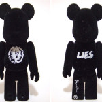 A cycle JAMIE suicommi 100% ベアブリック(BE@RBRICK )