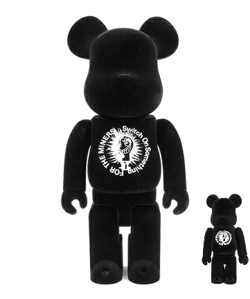 A cycle JAMIE suicommi 100% 400% ベアブリック(BE@RBRICK)