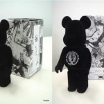 A cycle JAMIE suicommi 100% 400% ベアブリック(BE@RBRICK )[発売]