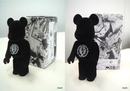 A cycle JAMIE suicommi 100% 400% ベアブリック(BE@RBRICK )