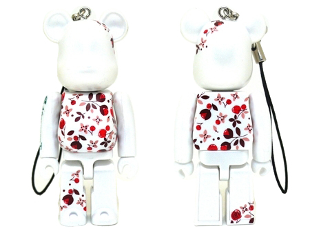 Afternoon Tea flower Ver ベアブリック(BE@RBRICK)