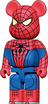 アメイジング スパイダーマン 1000% ベアブリック(BE@RBRICK)