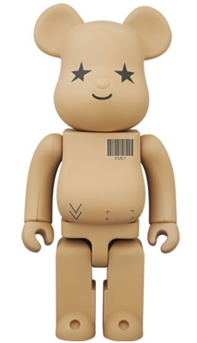 Amazon.co.jp ver 400% ベアブリック (BE@RBRICK)