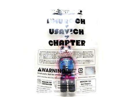 AMUROCH (安室奈美恵 × ウサビッチ) ベアブリック (BE@RBRICK)