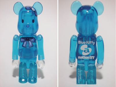 a-nation 07 2pc ベアブリック(BE@RBRICK)