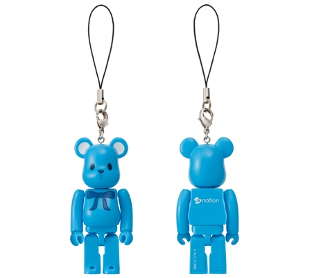 a-nation 10th Anniversary ベアブリック(BE@RBRICK)