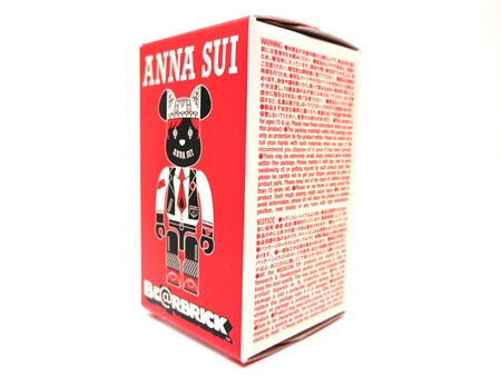 ANNA SUI 2013 100% BLACK ベアブリック(BE@RBRICK)