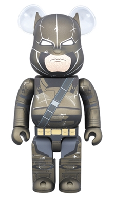 ARMORED BATMAN 400% ベアブリック (BE@RBRICK)