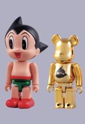 Astroboy(鉄腕アトム) First Comic ver. 2pc ベアブリック(BE@RBRICK)