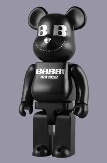 BABBI 400% ベアブリック(BE@RBRICK)