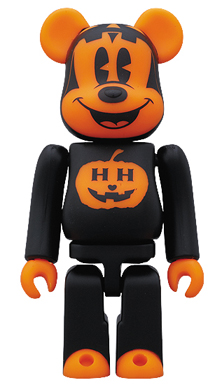 BABBI Halloween 2010 MICKEY MOUSE ベアブリック(BE@RBRICK)