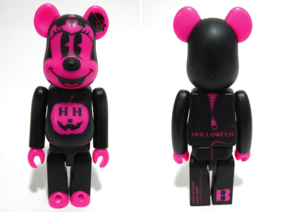 BABBI Halloween 2010 MINNIE MOUSE ベアブリック(BE@RBRICK)