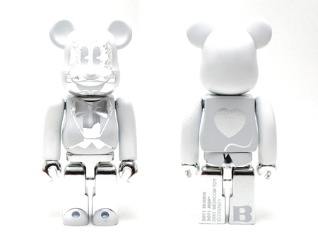 BABBI 2011 SP MICKEY MOUSE ベアブリック(BE@RBRICK)