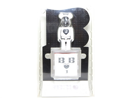 BABBI 2009 Bianco 100% ベアブリック (BE@RBRICK)