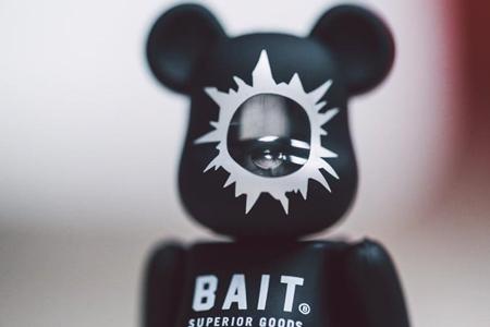 BAIT SDCC 2014 ベアブリック (BE@RBRICK)