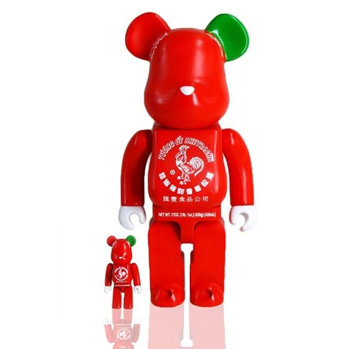 BAIT Sket One SDCC 2015 100% 400% ベアブリック (BE@RBRICK)
