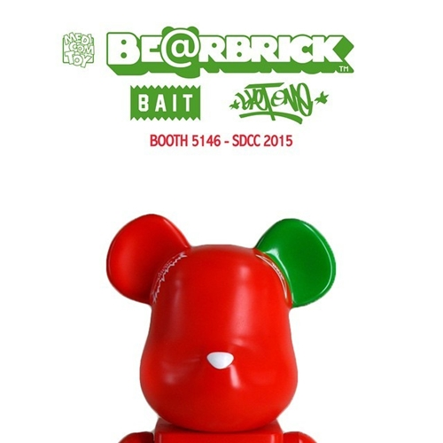 BAIT SKET ONE SDCC 2015 ベアブリック (BE@RBRICK)