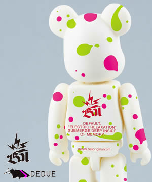 BAL DEDUE 5th ベアブリック(BE@RBRICK)