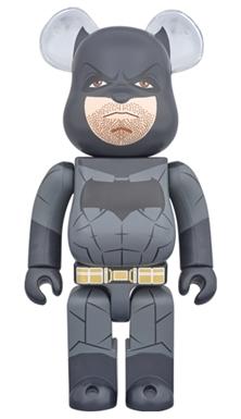 BATMAN 1000% バットマン vs スーパーマン ジャスティスの誕生 ベアブリック (BE@RBRICK)