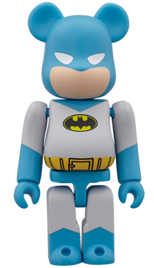 BATMAN DC COMIC ベアブリック(BE@RBRICK)