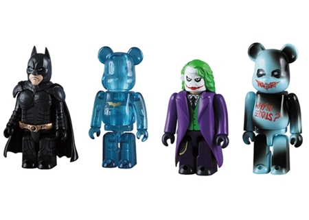 BATMAN & JOKER KUBRICK set