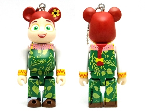 BE@RBRICK WOW! Disney PIXAR Summer Vacation ジェシーベアブリック