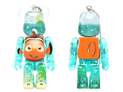 BE@RBRICK WOW! Disney PIXAR Summer Vacation ニモ ベアブリック