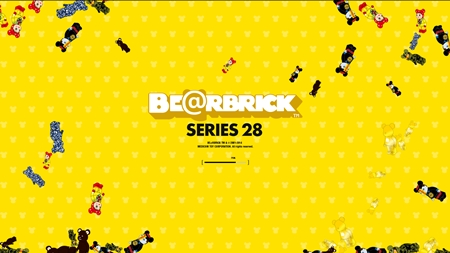 シリーズ28版 BE@RBRICK.com更新