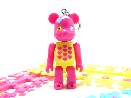Birthday Happy 6%DOKIDOKI 70% ベアブリック(BE@RBRICK)