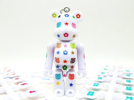 Birthday Happy MULTI COLOR 70% ベアブリック(BE@RBRICK)