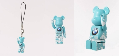 BMW Studio ONE 50% 100% 400% ベアブリック(BE@RBRICK)