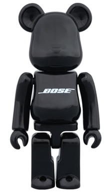 Bose Piano Black ベアブリック (BE@RBRICK)