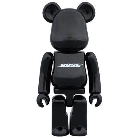 Bose Piano Black ベアブリック (BE@RBRICK)