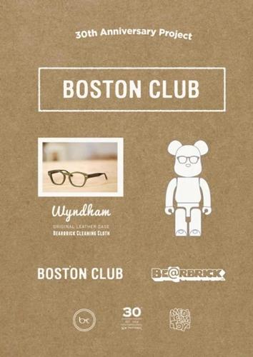 BOSTON CLUB ベアブリック (BE@RBRICK)