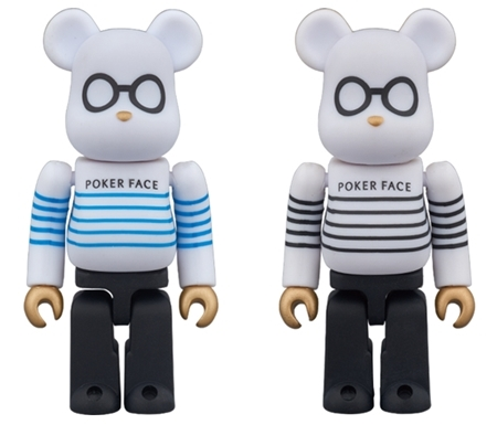 BOSTON CLUB POKER FACE Ver ベアブリック (BE@RBRICK)