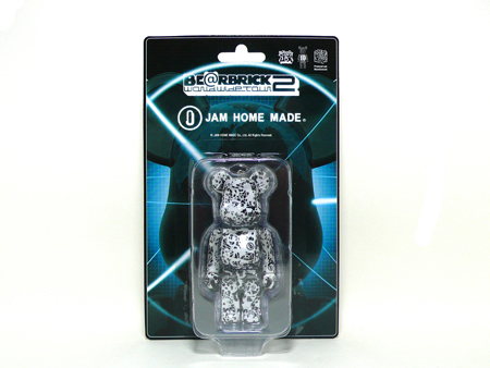 WORLD WIDE TOUR 2 JAM HOME MADE ベアブリック(BE@RBRICK)