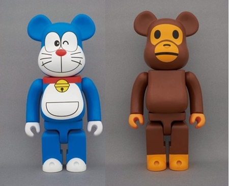 BE@RBRICK WORLD WIDE TOUR 2 in OSAKA