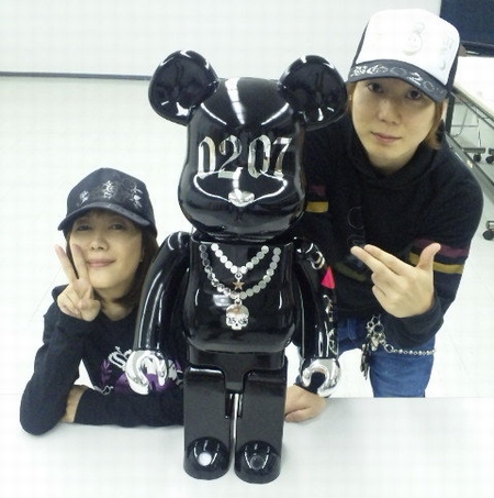 BE@RBRICK WORLD WIDE TOUR 2 戸田恵子