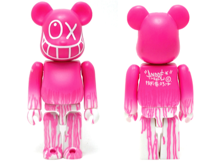 WORLD WIDE TOUR ANDRE ベアブリック(BE@RBRICK)